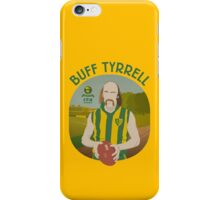 Buff Tyrrell (Woodville) - green type iPhone Case/Skin