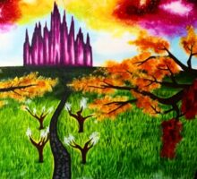 Fantasy Kingdom Sticker