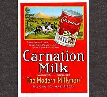 Vintage poster - Carnation Milk Unisex T-Shirt