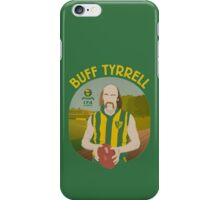 Buff Tyrrell (Woodville) - yellow type iPhone Case/Skin