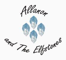 Allanon and The Elfstones Kids Tee