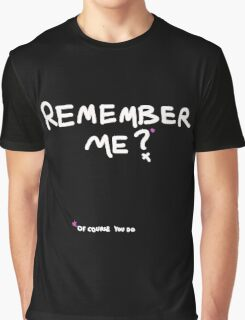 |remember me?| Graphic T-Shirt