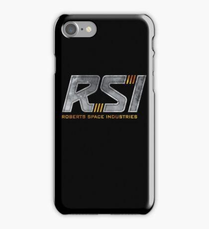 Robert Space Industries iPhone Case/Skin