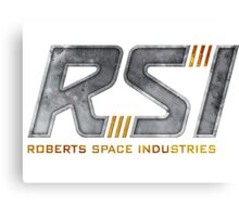 Robert Space Industries Canvas Print