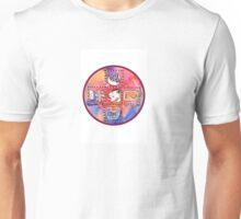 Speaking Woman Mandala Unisex T-Shirt
