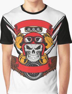 Bikers Club Graphic T-Shirt