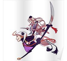 An Oni and his Tengu Poster
