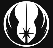 Jedi (white) Baby Tee