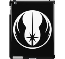Jedi (white) iPad Case/Skin