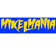 Mikelmania Yellow Photographic Print