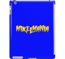 Mikelmania Yellow iPad Case/Skin