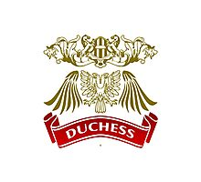 A Duchess Coat-of-Arms Photographic Print