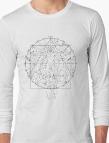 Leo da Vinci Long Sleeve T-Shirt