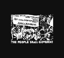 THE PEOPLE SHALL GOVERN! Unisex T-Shirt