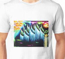 Space Castle Unisex T-Shirt