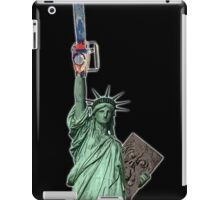 Give me some liberty baby iPad Case/Skin