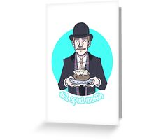#1 Spud Muffin Greeting Card