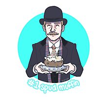 #1 Spud Muffin Photographic Print