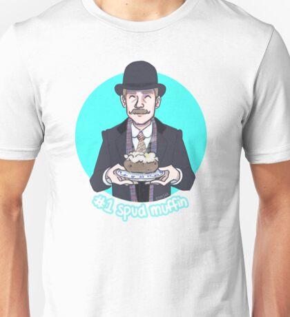 #1 Spud Muffin Unisex T-Shirt