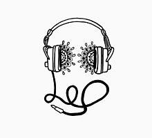 Mandala Headphones Unisex T-Shirt