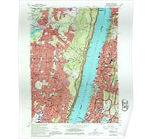 New York NY Yonkers 140394 1966 24000 Poster