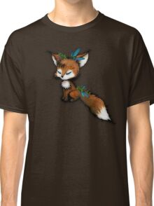 Kawaii Spirit Fox  Classic T-Shirt