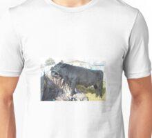 Easter Bovine Hurrah! Unisex T-Shirt