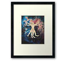 Leo da Vinci 2.0 Framed Print