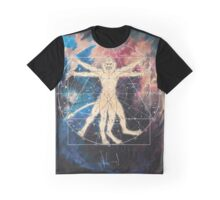 Leo da Vinci 2.0 Graphic T-Shirt