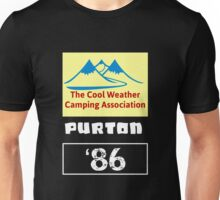 The Cool Weather Purton 86 Design Unisex T-Shirt