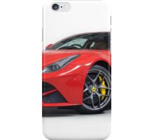 Ferrari F12berlinetta iPhone Case/Skin