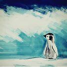 Baby Penguin by JamesPeart