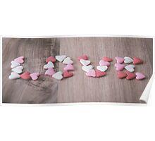Be my Valentine 3 Poster