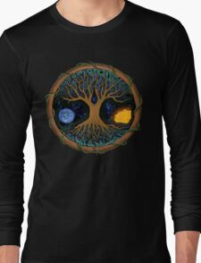 Astral Tree of Life Long Sleeve T-Shirt