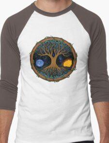 Astral Tree of Life Men's Baseball ¾ T-Shirt
