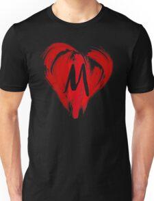 M - GRAFFITI HEART Unisex T-Shirt