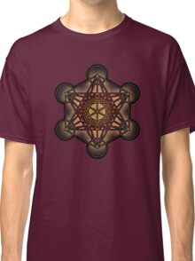 Metatron's Cube ~ Sacred Geometry Classic T-Shirt