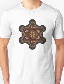 Metatron's Cube ~ Sacred Geometry Unisex T-Shirt