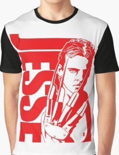 Nightmare on Elm Street 2 - Jesse Graphic T-Shirt