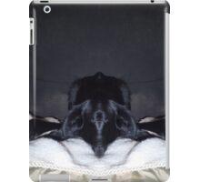 the spear head hound chillin iPad Case/Skin