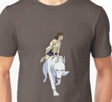 Mononoke riding Unisex T-Shirt