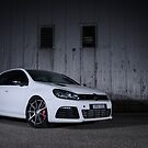 Volkswagen Golf R by Jan Glovac Photography