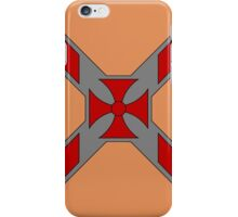 He-Guy Chest Plate iPhone Case/Skin
