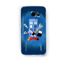 DOCTOR WHO - SPRAY PAINT DESIGN Samsung Galaxy Case/Skin