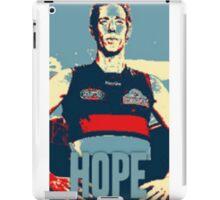 Robert Murphy - Bulldogs tee iPad Case/Skin