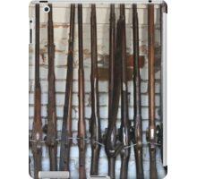 Antique Rifles & Muskets iPad Case/Skin