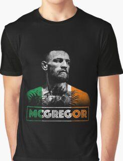 Conor McGregor (Tri) Graphic T-Shirt