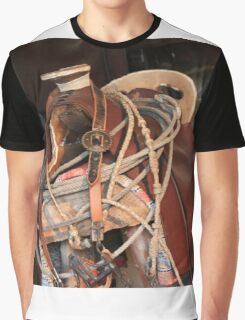 Tack & Saddle Graphic T-Shirt