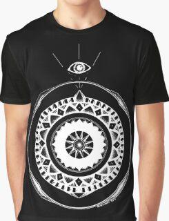 Illumination - white Graphic T-Shirt