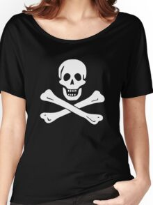 Edward England Pirate Flag Women's Relaxed Fit T-Shirt